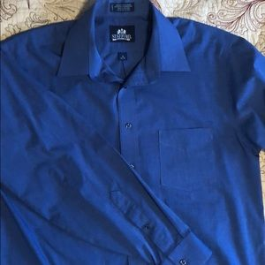 Stafford button-down dress shirt